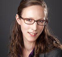 Head shot of Laura Kinderman